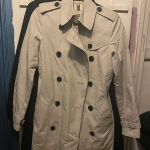 Burberrys Womans Trench Coat